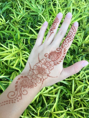 My Henna Tattoo!